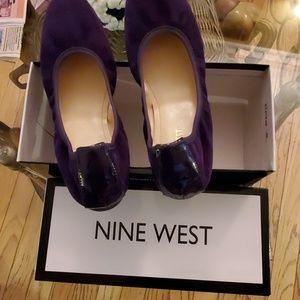 Nine West ballet shoes